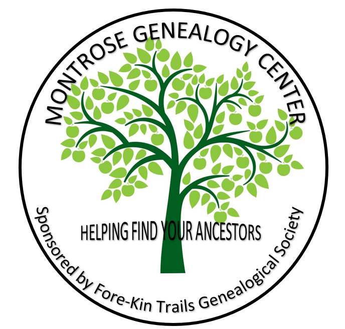 Montrose Genealogy Center